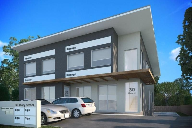 NEW OFFICE FOR LEASE NOOSAVILLE
