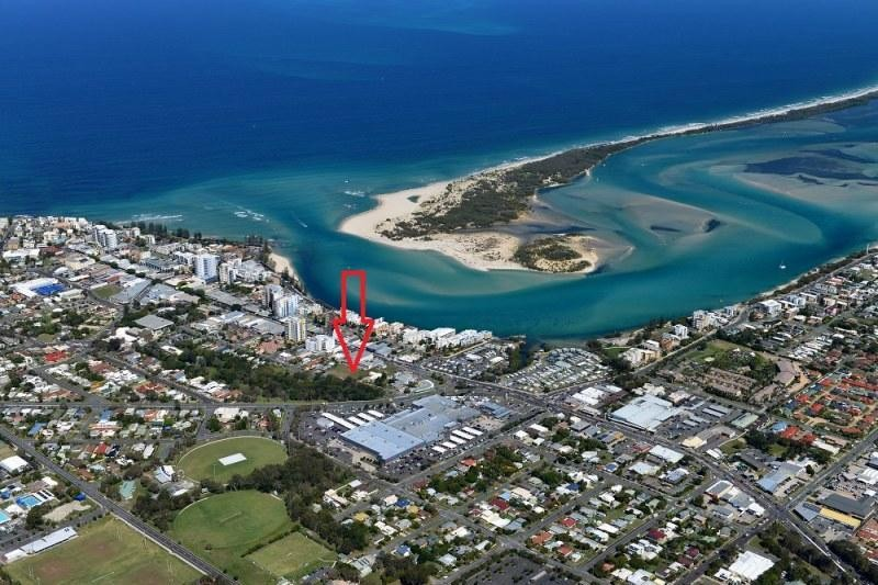 COMMERCIAL SITE WITH D/APPROVAL, CALOUNDRA