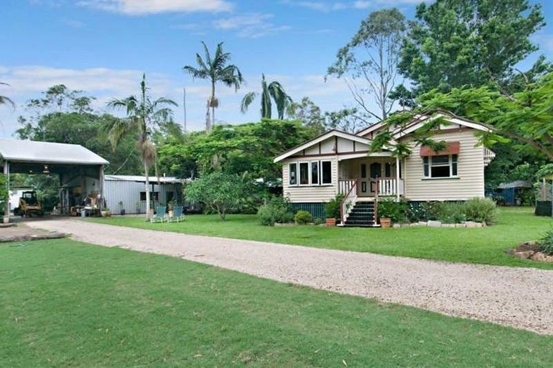 QUEENSLANDER HOME ON 8 ACRES