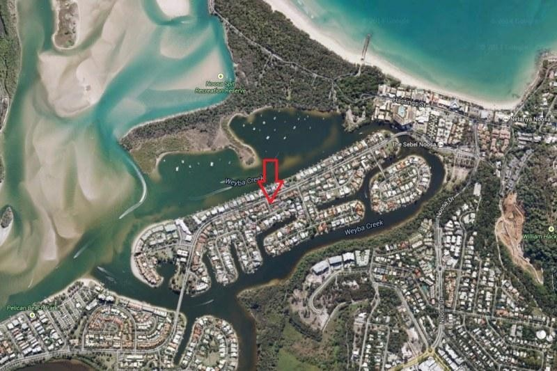 PRIME SITE - NOOSA SOUND - WALK TO HASTINGS STREET NINE APARTMENTS - 2 POOL